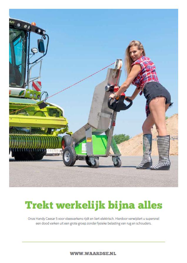 Les brochures faire bonne impression aux Pays-Bas!